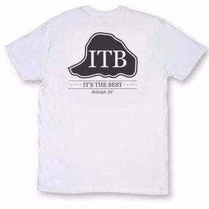 ITB Insider Pocket Tee - White