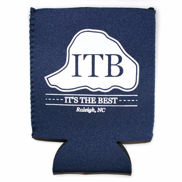 "ITB ""It's The Best"" Koozie"