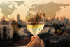 Around the Wonderful World of Wine - 4 bottles per month