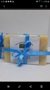 Triple L Unscented Goat Milk Soap