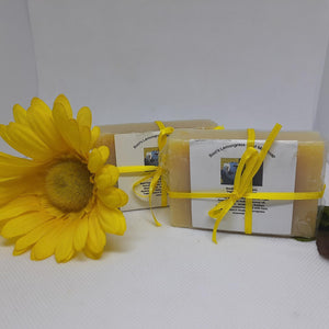 Boot's Lemongrass Goat Milk Soap