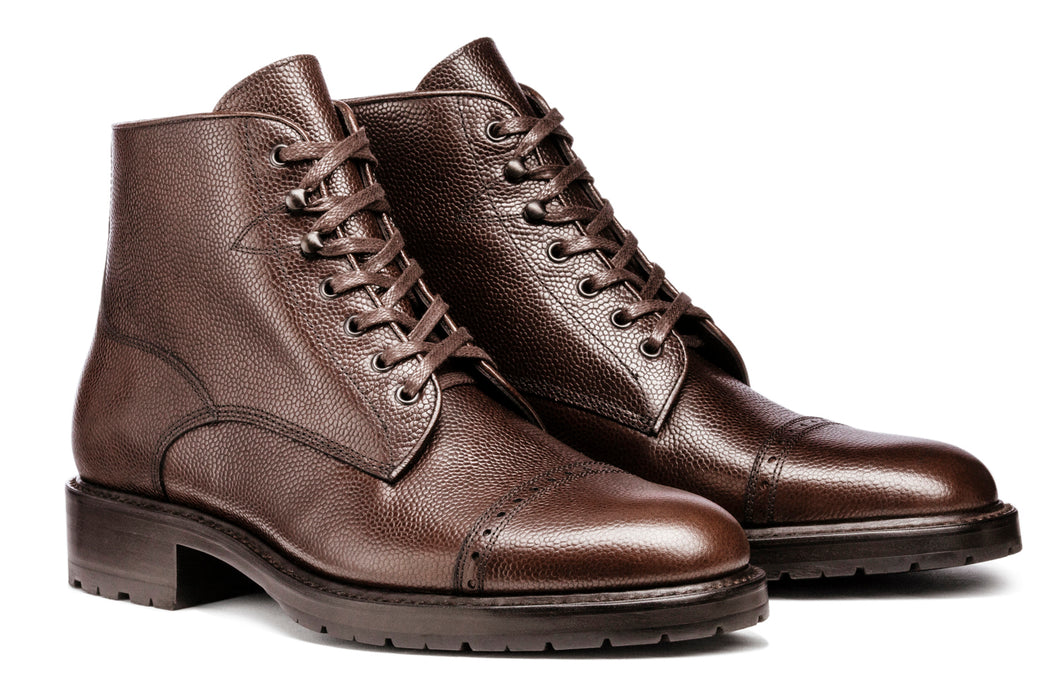 Estate Paddock Boot - Dark Brown