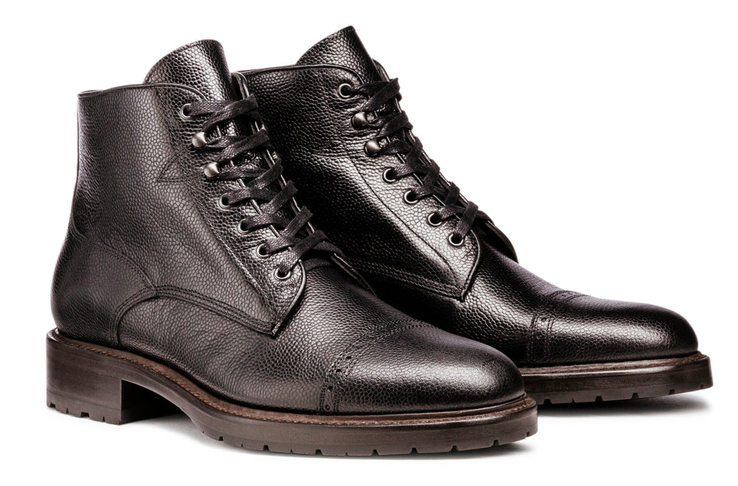 Estate Paddock Boot - Black