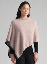 Two Tone Poncho by Merinomink