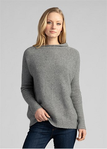Mellow Ecopossum Sweater by Untouched World ON SALE