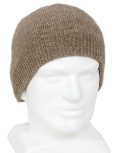 Lothlorian double layer Possum Merino Beanie