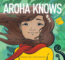 Aroha Knows published By Wilding Books
