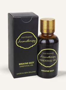 Surmanti Aromatherapy Breathe Easy Essential Oil Blend
