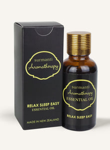 Surmanti Aromatherapy Relax Sleep Easy Essential Oil Blend