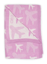 Elka Merino Wool and Silk Baby Blanket