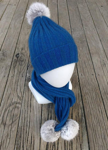 Cottontail possum merino beanie from Cosy Kiwi in Lagoon