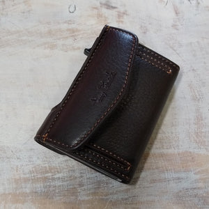 Tony Perotti Furbo Secrid wallet in Deer Leather with coin purse