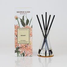George and Edi Reed diffuser in Bogart