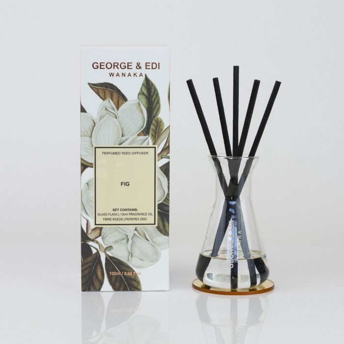 George and Edi Reed diffuser in Fig