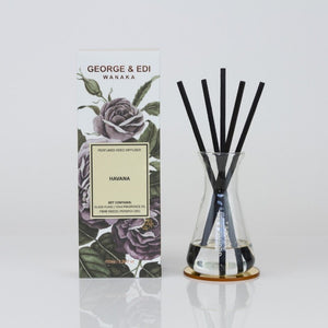 George and Edi Reed diffuser in Havana
