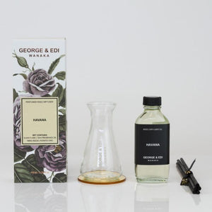 George and Edi Reed diffusers