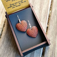 Heartwood Earrings