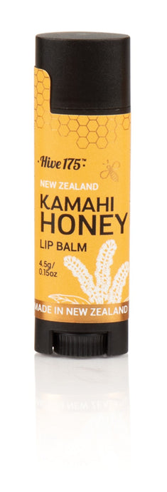 Hive 175 New Zealand Honey Lip Balm