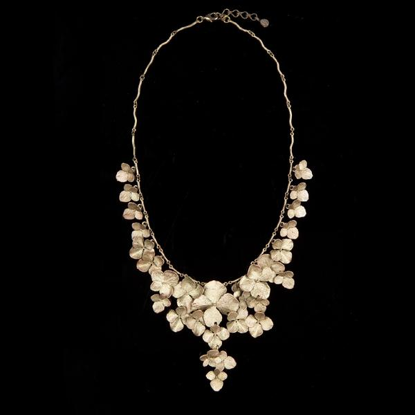 Michael Michaud Full Petals Necklace