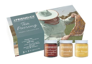 J Friend Tea Pairing Honey Collection