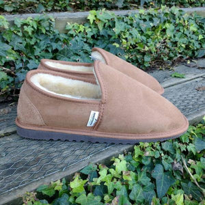 Jack New Zealand Made Sheepskin Slipper