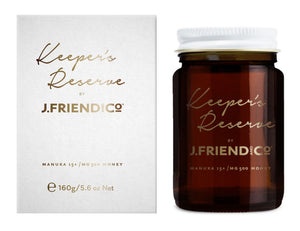 J Friend Keeper's Reserve Manuka Honey