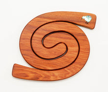 Romeyn Mini 2 in 1 Paua Kiwi Inlay Tablemats