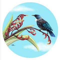 Sophie Blokker - Mirror Mirror Tui Limited Edition Print