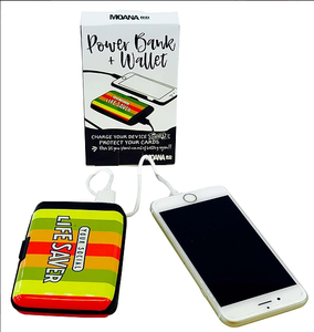 Power Bank Wallets