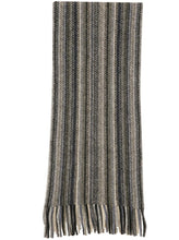 Nativeworld Multi Striped Scarf in Silver