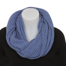 Lace Endless Scarf in Bluebell by Nativeworld