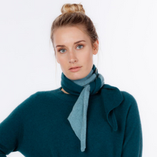 Nativeworld Necktie Scarf in Jade