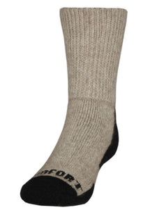 Possum Merino Comfort Top socks