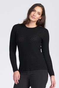 Lace Jersey in Superfine Merino by Royal Merino