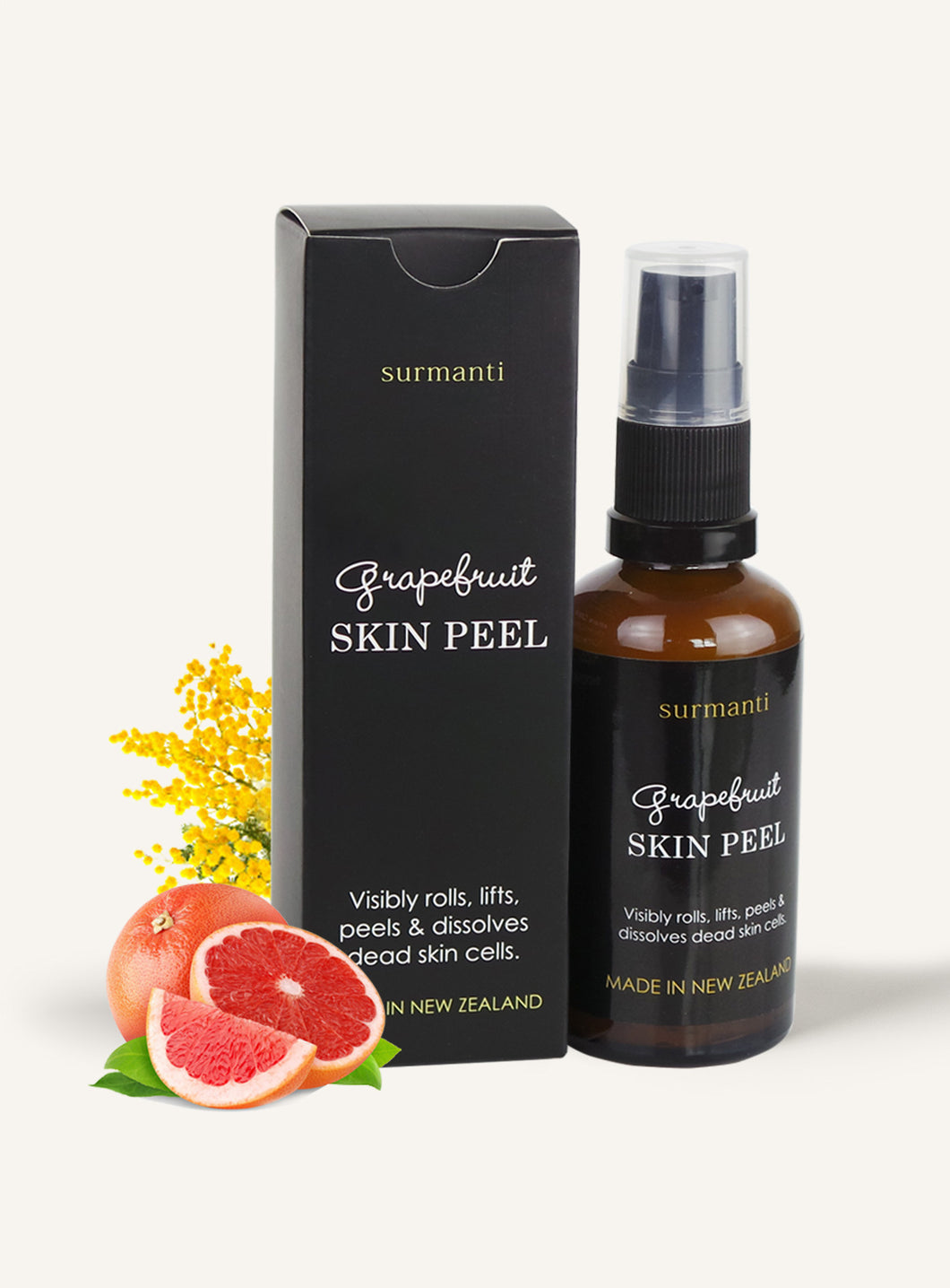 Surmanti Grapefruit Skin Peel