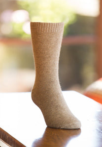 Possum Merino Cushioned Heel and Toe Socks by Noble Wilde