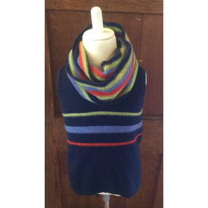 Nativeworld Child's Striped Vest NX710 Twilight