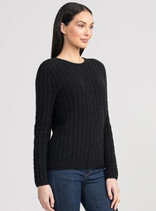 Willa Sweater by Untouched World Jet