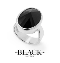 After Midnight Wide Ring by Black Matter USUALLY $296 NOW $235