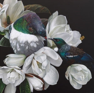Harmony by Jane Crisp NZ Artist