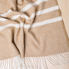 Weave Raglan Lambswool Blankets - Made in NZ