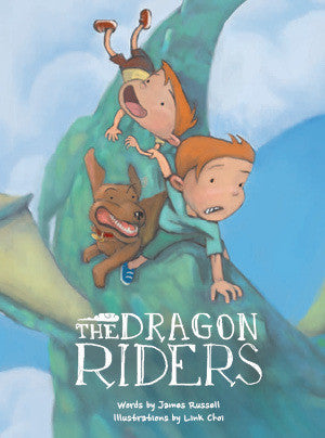 The Dragon Riders by NZ Author James Russell