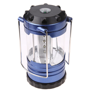 Outdoor Camping LED Lantern Flashlight