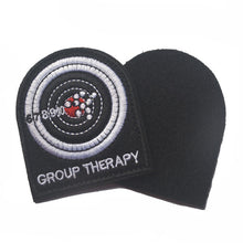 The Tactical US Made Group Therapy Combat Army Morale Patch