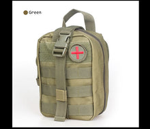 Tactical MOLLE Rip-Away EMT Medical First Aid Bag