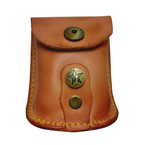 GUGULUZA Genuine Leather Slingshot Ammo Pouch