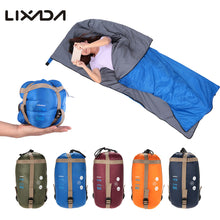 LIXADA 74 X 29 inches Envelope Sleeping Bag