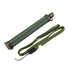 Survival Portable Purifier Water Filter Straw