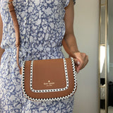 Kate Spade Tan Crossbody Purse