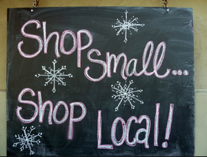 Shopping Local is Loving Local!